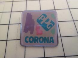 Sp01 Pin's Pins / Rare Et Beau THEME MARQUES / PEINTURE CORONA PPG - Medias