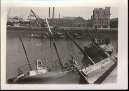 ! Foto, Photo Dieppe In Frankreich, 2.Weltkrieg, Militaria, Schiffe, Ships - Dieppe