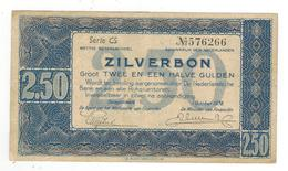 Netherlands, 2 1/2 Gulden. 1938,  F. - [2] 1815-… : Kingdom Of The Netherlands