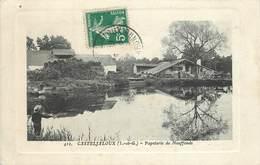 CASTELJALOUX - Papeterie De Neuffonds. - Casteljaloux