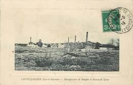 CASTELJALOUX - Manufacture De Bougies Et Savons De Lirac. - Casteljaloux