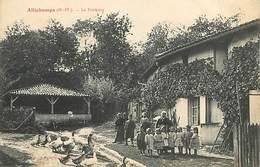 D-18-657 : ALLICHAMPS. LA FONTAINE. - Autres Communes