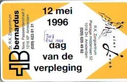 NEDERLAND CHIP TELEFOONKAART CRE 307 1994 *  R.K. ZORGCENTRUM *  Telecarte A PUCE PAYS-BAS * ONGEBRUIKT MINT - Netherlands