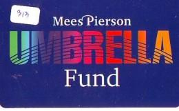 NEDERLAND CHIP TELEFOONKAART CRE 313 * Mees Pierson  *  Telecarte A PUCE PAYS-BAS * ONGEBRUIKT MINT - Phonecards