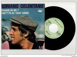 Adriano Celentano  45t - Sonstige