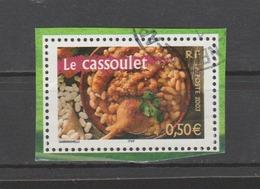 FRANCE / 2003 / Y&T N° 3567 : Cassoulet - Cachet Rond - Gebruikt