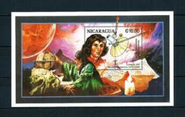 Nicaragua  Nº Yvert  HB-222  En Nuevo - Nicaragua