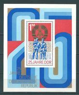 Block 41 ( MiNr. 1983 ) ** - DDR