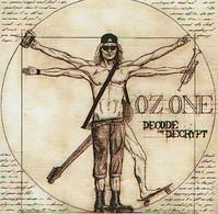 OZ ONE - Decode And Decrypt - CD - SKA REGGAE PUNK - Punk
