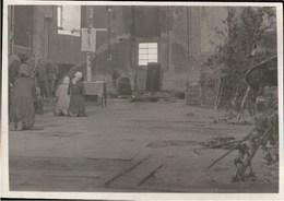!  Foto, Photo 2.Weltkrieg Minsk, Weißrußland, Kirche Als Autoreperaturwerkstatt, Church, Eglise - Weißrussland