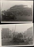 !  Lot Of 14 Fotos, Photos 2.Weltkrieg Smolensk, Смоленск, Rußland, Russia, Russie, Ostfront, Guerre, 1941 - 1939-45