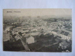 Perwez Panorama Circulée 1920 Edit Hacquart - Perwez