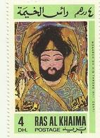 1967 - Ras Al Khaima 38 Quadri - Arte