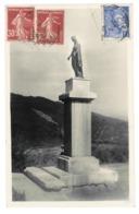 01 Dortan, La Vierge Sur La Roche, Carte Inédite (3941) - Autres Communes