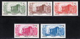 Togo 1939 Yvert 177 / 181 (o) B Oblitere(s) Revolution - Togo (1914-1960)