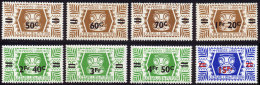 Wallis Et Futuna 1945 Yvert 148 / 155 ** TB - Unused Stamps