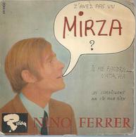 """45 Tours EP - NINO FERRER - RIVIERA 231114 - """" MIRZA """" + 3 - Vinyles"""