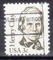 USA Precancel Vorausentwertung Preo, Locals South Dakota, Mount Vernon 843 - Vereinigte Staaten