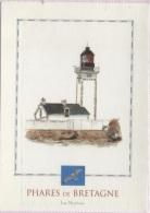 CPM - PHARES De BRETAGNE - LES MOUTONS (Les GLENANS) - Illustration Renaud MARCA - Edition Jos Le Doaré - Lighthouses