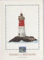CPM - PHARES De BRETAGNE - ILE MOLENE - LES PIERRES NOIRES - Illustration Renaud MARCA - Edition Jos Le Doaré - Lighthouses