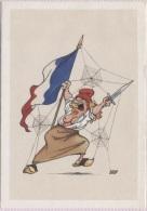 CPM - Illustration LOUP - BICENTENAIRE REVOLUTION Française - Edition Nlles IMAGES / N°1126 - Illustrateurs & Photographes