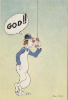 """CPM - Illustration DAN LAY - """"LE TELEPHONE"""" - Edition Decorève /N°195 - Künstlerkarten"""