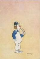 "CPM - Illustration DAN LAY - ""GLACE ARC-EN*CIEL"" - Edition Decorève /N°225 - Künstlerkarten"