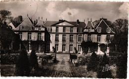 78 ..LE MESNIL SAINT DENIS ... LE CHATEAU ... 1953 - Le Mesnil Saint Denis