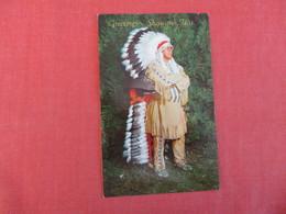 Greetings Shawano Wis.         Ref 2999 - Native Americans
