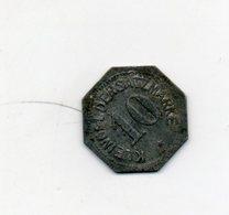 10 Pf. Mayence. 1917 - Monetary/Of Necessity