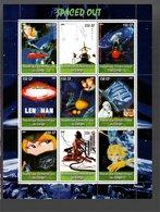 République Démocratique Du Congo 2004 Spaced Out (Manga) - Democratic Republic Of Congo (1997 - ...)