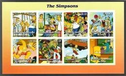 République Démocratique Du Congo 2004 The Simpsons - Democratic Republic Of Congo (1997 - ...)