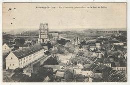 62 - AIRE-SUR-LA-LYS - Vue D'ensemble Prise Du Haut De La Tour Du Beffroi - Aire Sur La Lys