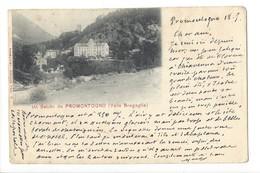 20041 - Un Saluto Da Promontogno Valle Bregaglia - GR Grisons
