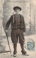29 - Gouézec - Vieillard De Gouézec (costume) - Gouézec