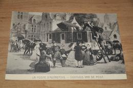 2505  Oudtijds Van De Post      La Poste D'Autrefois - Poste & Facteurs