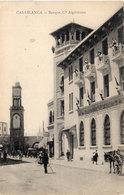 CASABLANCA - Banque Cie Algérienne   - Attelage (107475) - Casablanca