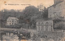 ¤¤  -  TIFFAUGES  -  Paysage En Vallée   -  ¤¤ - France
