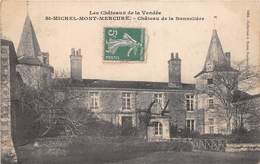 ¤¤  -  SAINT-MICHEL-MONT-MERCURE   -  Chateau De La Bonnetière   -  ¤¤ - France