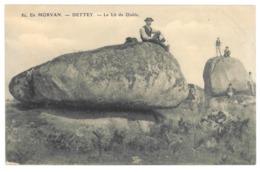 71 Dettey, Le Lit Du Diable (3948) - France