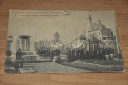 2507  Bruxelles Brussel,  Exposition Universelle De Bruxelles 1910    Le Jardin Hollandaise - Expositions Universelles