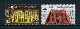 Egípto  Nº Yvert  A-93-94  En Nuevo - Poste Aérienne