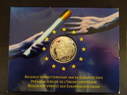 BELGIUM PROOFSET 500 FRANK JAAR 2001  EUROPESE UNIE - 1993-...: Alberto II