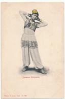 TUNISIE - Danseuse Tunisienne - Tunisie