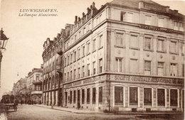 LUDWIGSHAFEN - La Banque Alsacienne - Société Générale Alsacienne De Banque    (107483) - Banques