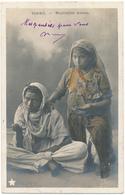 TUNISIE - Mendiantes Arabes - Tunisie