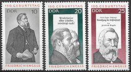DDR 1970 / MiNr.   1622 – 1624   ** / MNH   (f655) - DDR