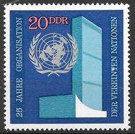 DDR 1970 / MiNr.   1621    ** / MNH   (f656) - DDR