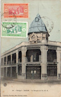 DAKAR - La Banque De L' A.O.F.  (107489) - Sénégal