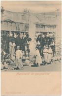 TUNISIE -  Marchand De Gargoulette - Photo Garrigues - Tunisie